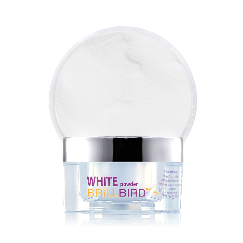 Praf Acrilic White 140 ml BrillBird