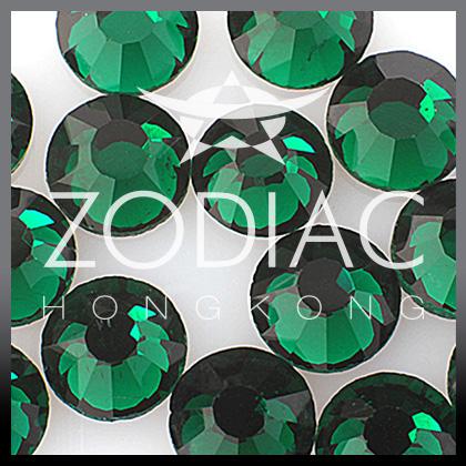 Strasuri Emerald Opal SS6