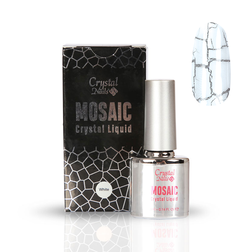 Mosaic Crystal Liquid White 4ml