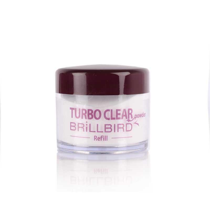 Praf Acrilic Turbo Clear 140 ml BrillBird