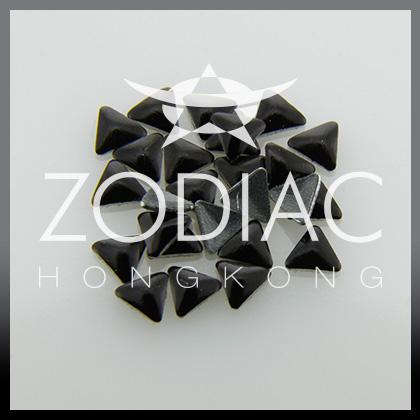 Decor Zodiac Triunghi Black 3mm