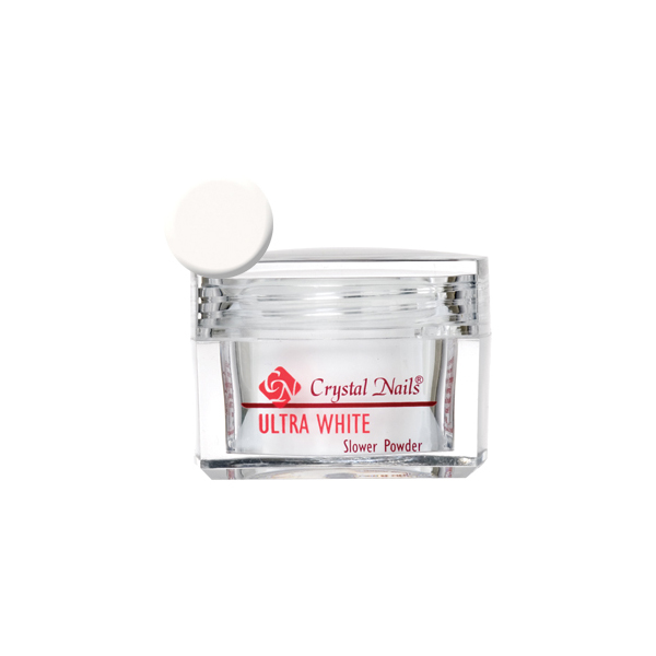 Praf acrylic slower powder ultra white 17gr