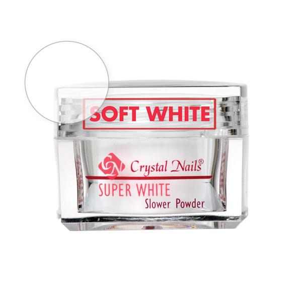 Praf acrylic slower powder soft white 17gr