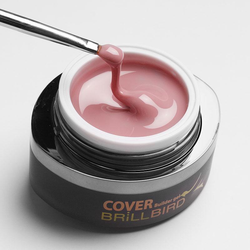 Cover Flesh Pink Gel  Roz pamantiu 15ml