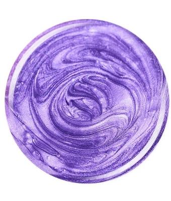 Gel Design Spider Metallic Purple