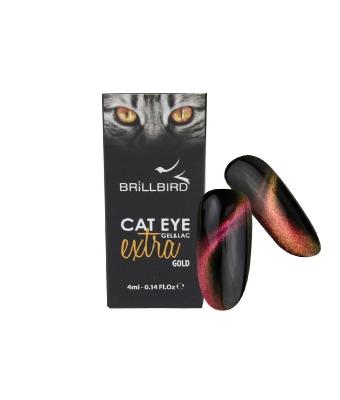Cat Eye Gel Lac Extra Gold 4ml