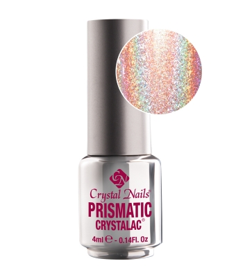 Prismatic Crystalac Gold
