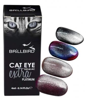 Cat Eye Gel Lac Extra Platinum  4ml