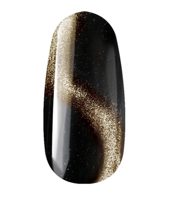 Tiger Eye Infinity Crystalac Gold 4ml