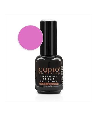 Gel lac 3 in 1 cupio one step purple clouds 15ml r245
