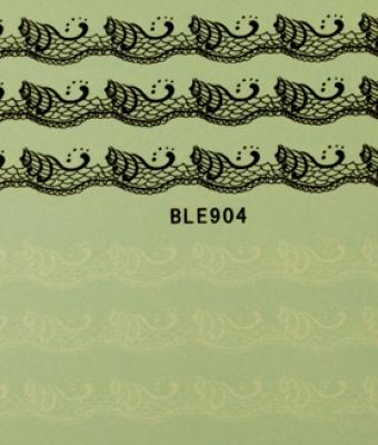 Abtibild unghii BLE904