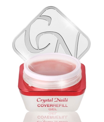 Cover Refill Hard Tan Gel 5ml