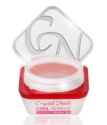 Cool Remove Builder Gel Cover Pink 15ml