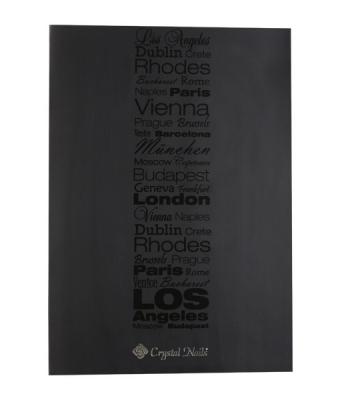 Dosar A4 Crystal Nails