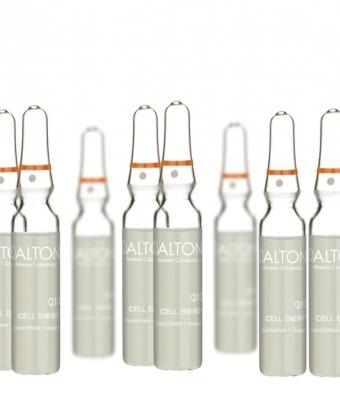 Q10 Ampoule 1 cutie x 8 buc x 2 ml