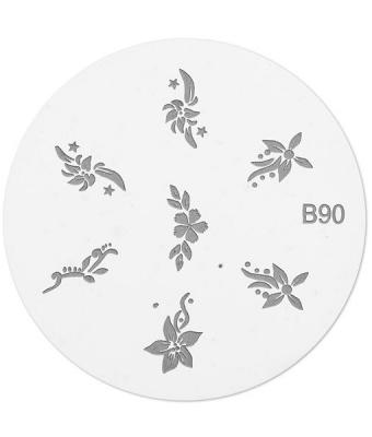 Matrita stampila B90
