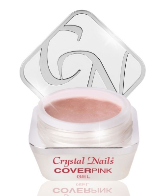 Gel Cover Pink Crystal 5ml