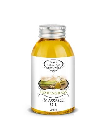 Ulei de masaj lemongrass lamaita 200ml