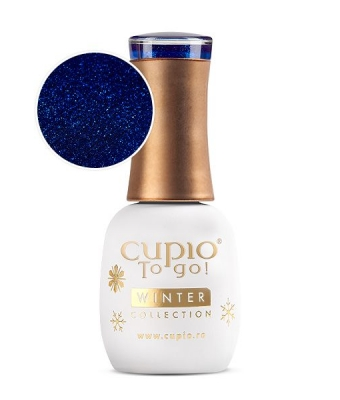 Cupio gel lac winter collection christmas night 15ml