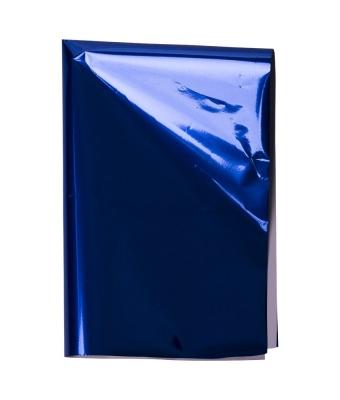 Folie de transfer a4-albastru