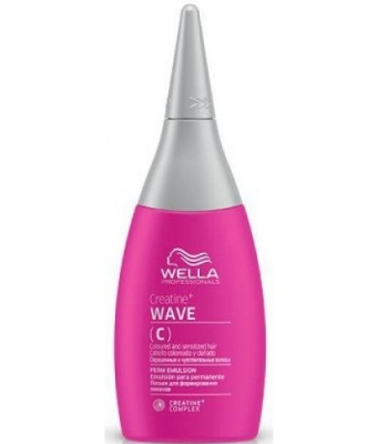 WELLA PERM Wave Emulsie Permanent C/S 250 ml