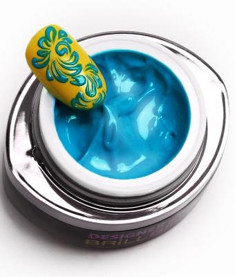Designer Gel Light Blue – 3ml