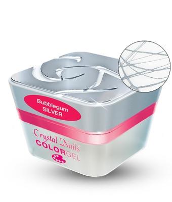 Bubblegum Gel Silver 3 ml