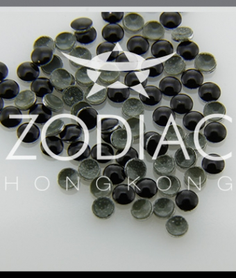 Decor Zodiac Patrat Black 2mm