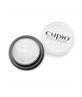 Sclipici extra fin premium alb