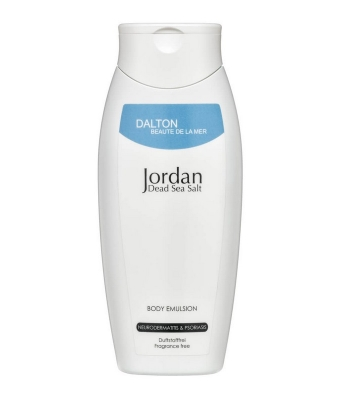 Jordan Dead Sea Salt Body Emulsion