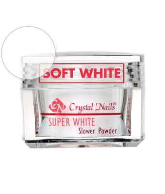 Praf acrylic slower powder soft white 28gr