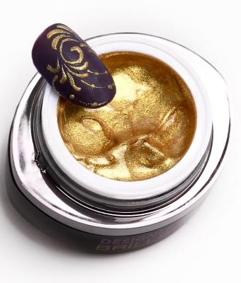 Designer Gel Gold – 3ml