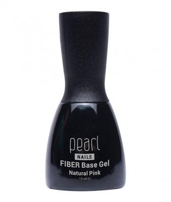 Fiber Base Gel - Natural Pink Pearl Nails