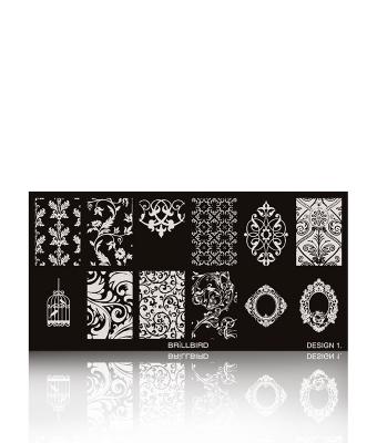 Matrita pentru stampila Design 1