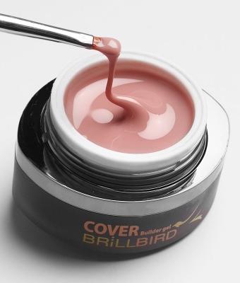 Cover Tan Pink Gel  Roz bronzant 5ml
