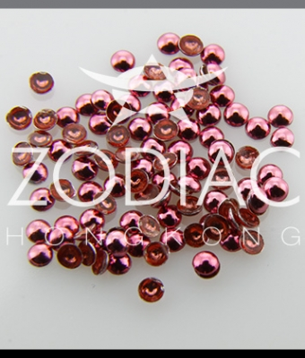 Decor Zodiac Cerc Pink 2mm