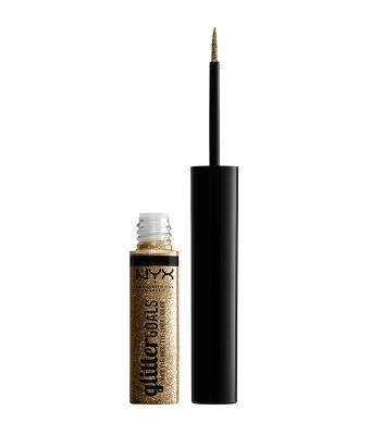 Contur ochi nyx professional makeup glitter goals liquid eyeliner zodiac queen