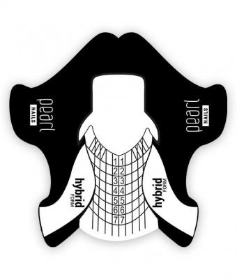 Sabloane Hybrid 100 buc Pearl Nails