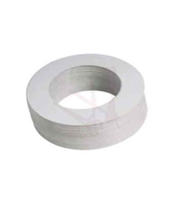 Roial inel hartie protectie pentru conserva de ceara 100buc