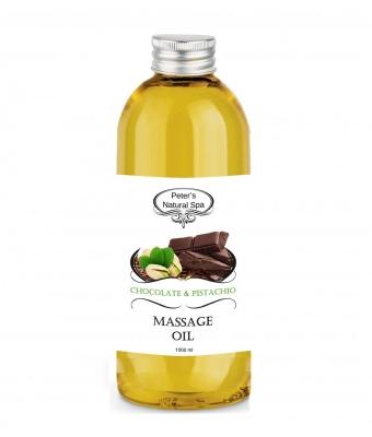 Ulei de masaj ciocolata 1l