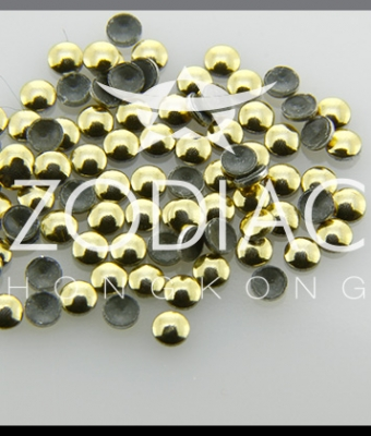 Decor Zodiac Cerc Gold 2mm