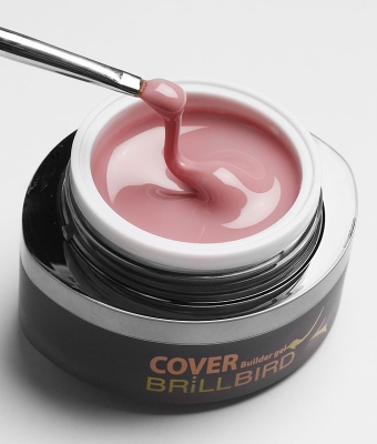 Cover Flesh Pink Gel  Roz pamantiu 50ml