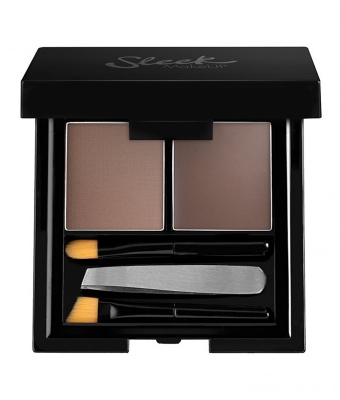 Sleek brow kit dark