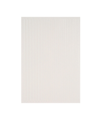 Magic Stripes Stickers White