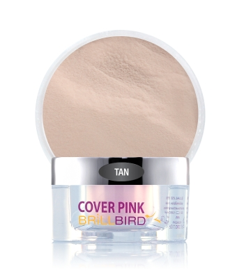 Praf Acrilic Cover Tan 140 ml BrillBird