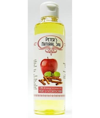Ulei cu extract de mere si scortisoara 250ml