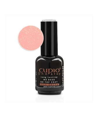 Gel lac 3 in 1 cupio one step stereo love 15ml r608