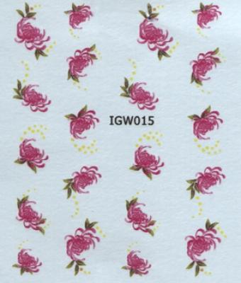 Abtibild pentru acryl IGW 015