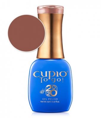 Cupio gel lac 2020 Collection Cinnamon Stick