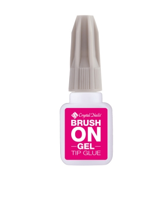 Brush On Gel lipici de tips